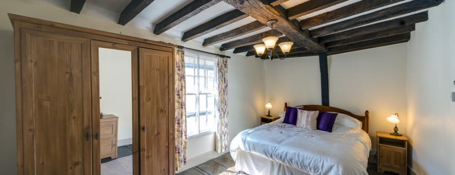 Second Bedroom overlooking Church Square